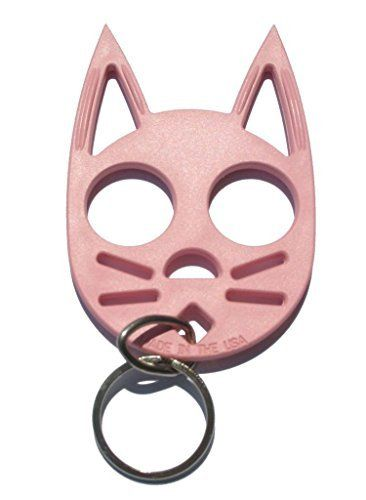 The Cat Personal Safety Keychain Pink Http Www Amazon Com Dp