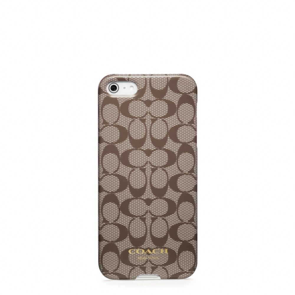 Coach :: Signature Iphone 5 Case. WANT THIS!!!!!   Accessories ...