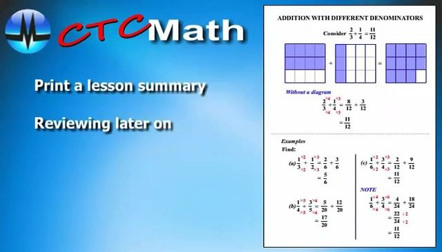 high school math tutorials pdf