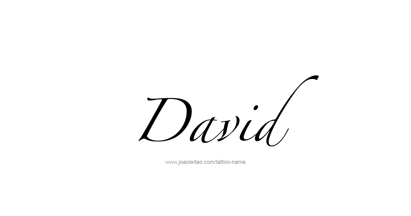 b23a5c4bca3e2 David Prophet Name Tattoo Designs - Page 3 of 5 | fashion | Tatuajes ...