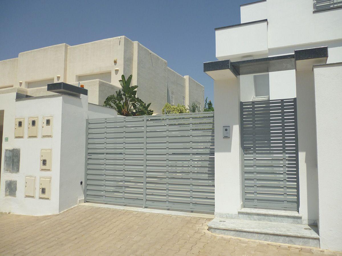 Maison Tunisienne Moderne Moderne Villa Tunisie Maison Moderne