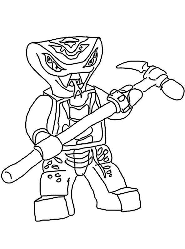 Ninjago Ausmalbilder Zum Ausdrucken 04 Ninjago Ninjago