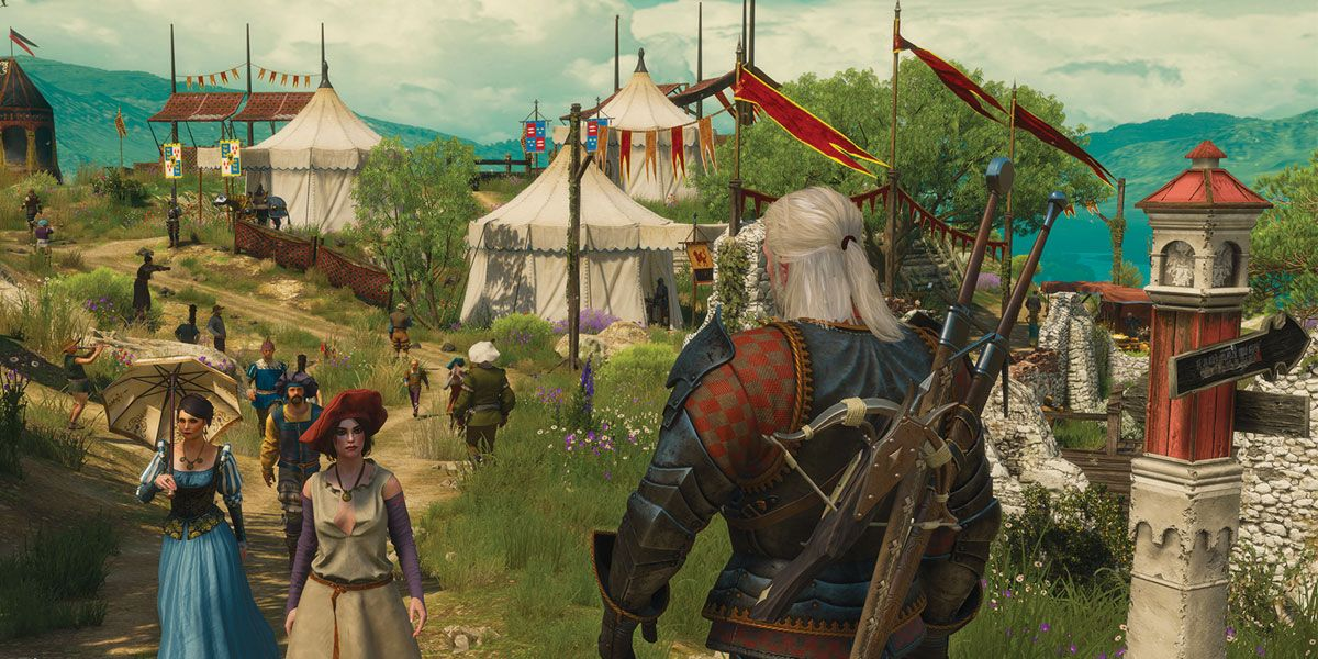 Pin by Barbara Gordon on Witcher in 2020 The witcher