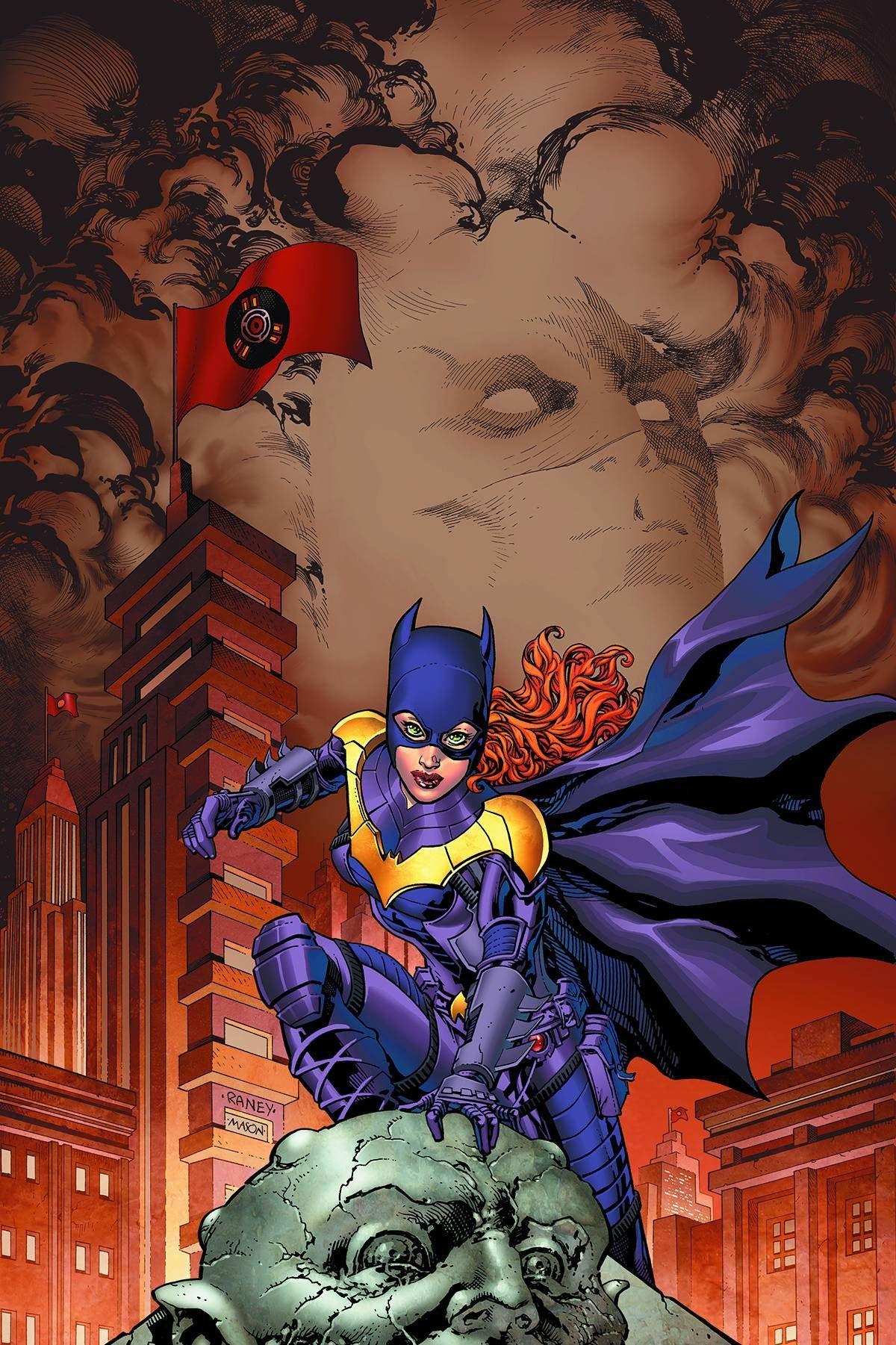Injustice gods among us year four 3 Batgirl, Dc comics