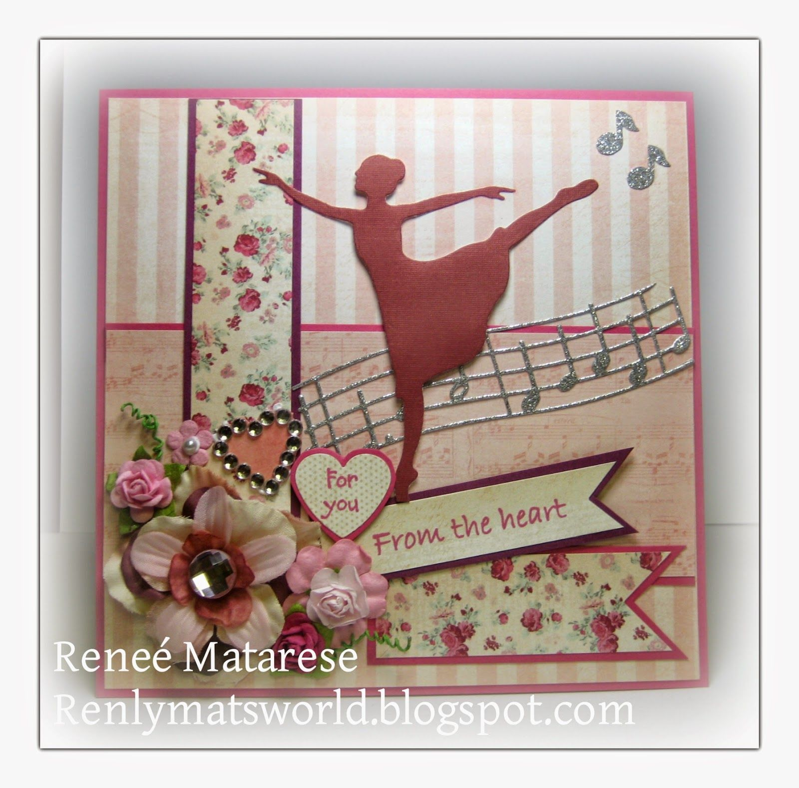 personalized wedding thank you notes%0A Dance teacher thank you card