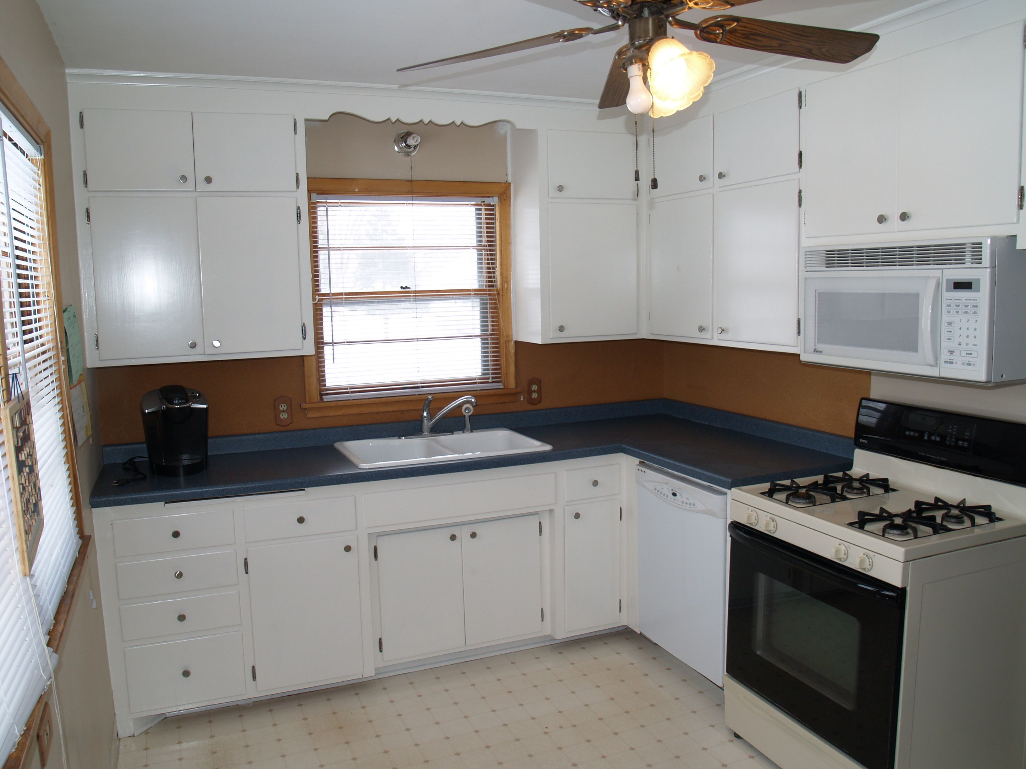 Best Painting Kitchen Idea Cabinets Antique White Old Kitchen 640 x 480