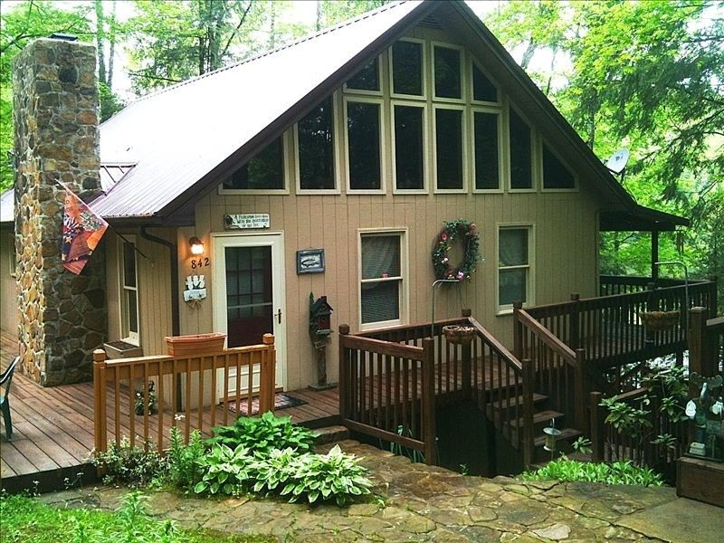 Cabin Vacation Rental In Wood Creek Lake From VRBO.com! #vacation #rental