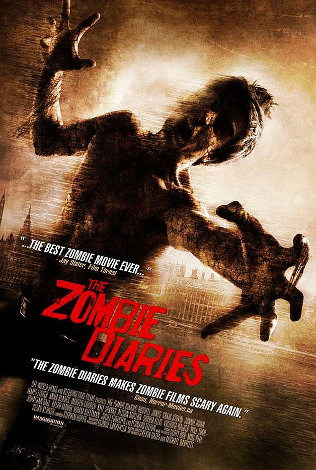 zombie movie poster Zombie movie posters graphic