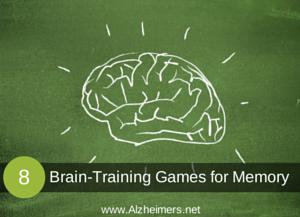 8 BrainTraining Games for Memory Brain training games