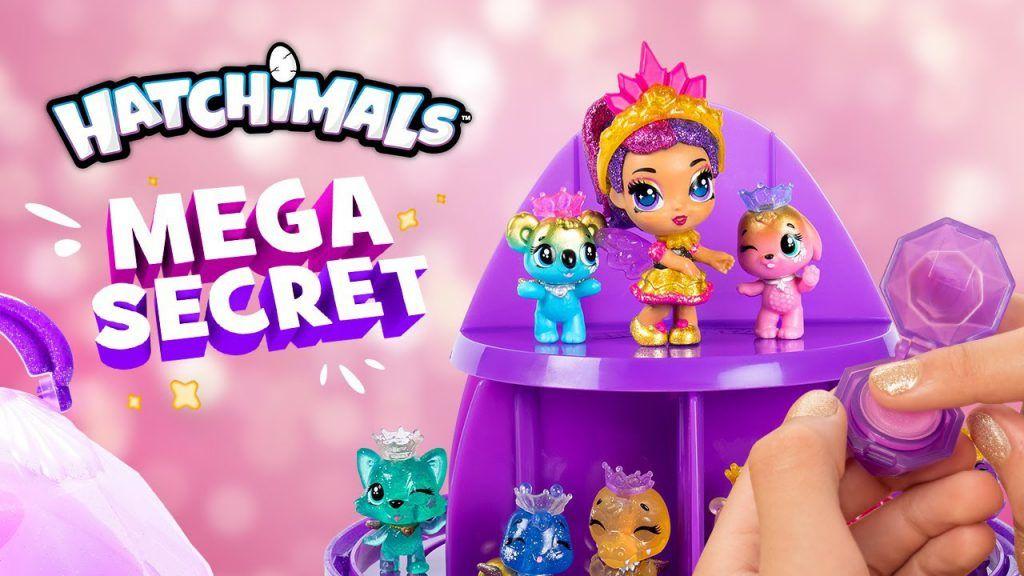 Big Egg Hatchimals Colleggtibles Mega Secret Surprise With 40 Surprises Hatchimals Surprises Hot Toys