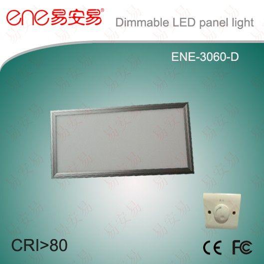 300*600mm Panel Light Dimmable LED Panel Light www.ene-led.com