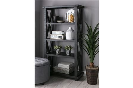 Jaxon 68 Inch Bookcase Bookcase Modus Furniture Office Decor