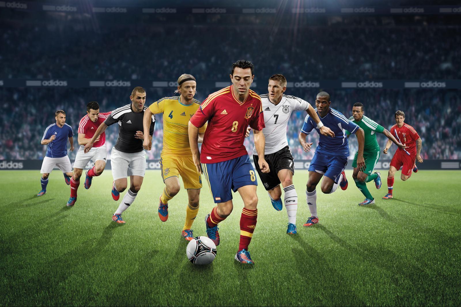 Los Lideres De La Euro2012