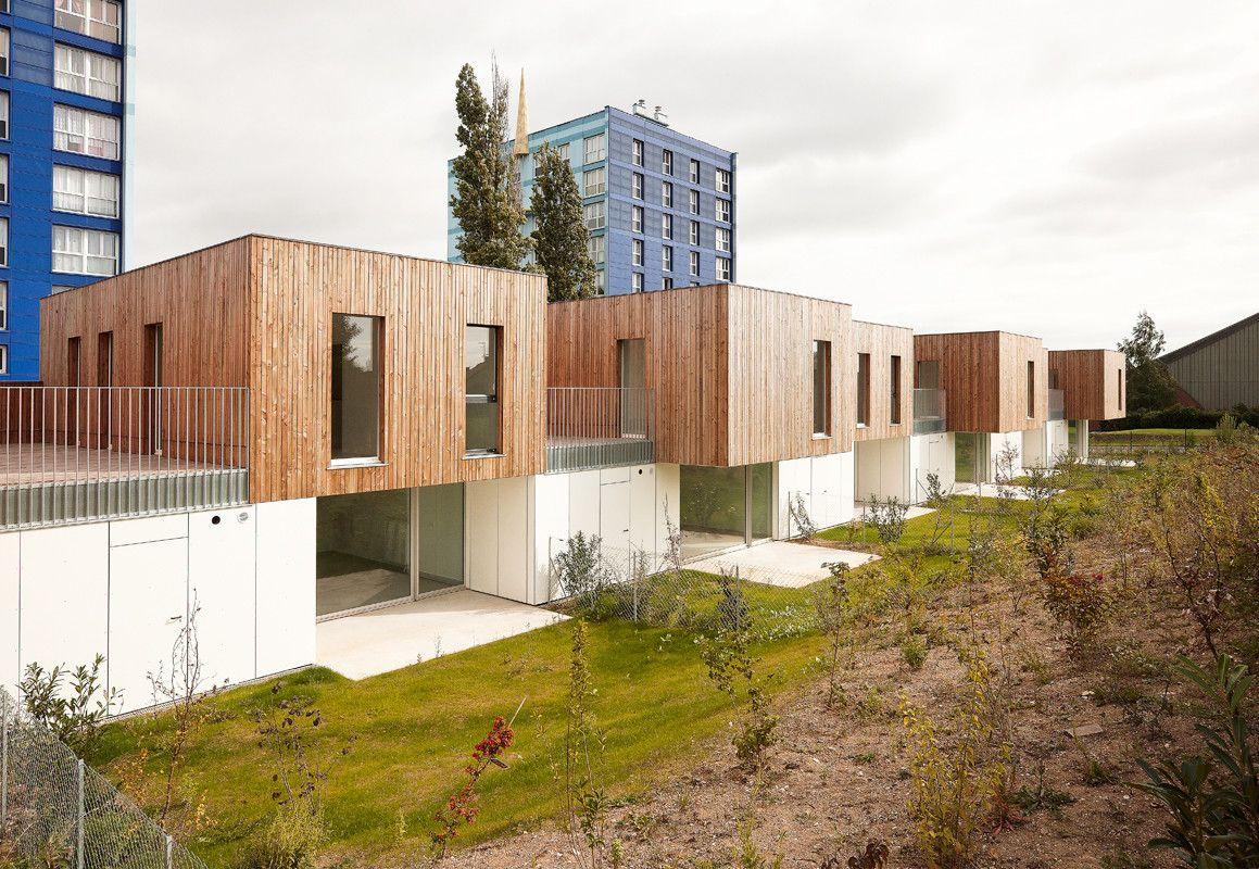 Galería de 9 Casas en Lens / TANK Architectes - 11