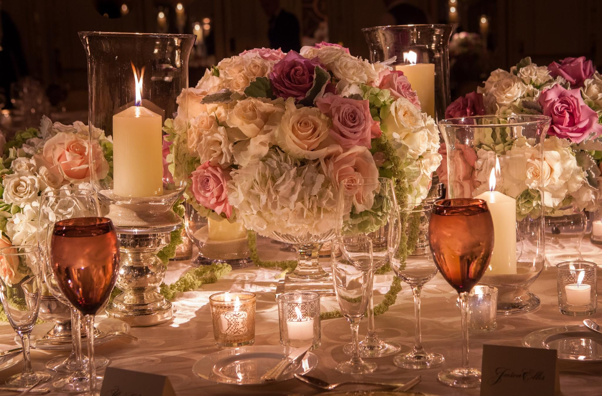 Lavish blooms, elegant draping, glamorous chandeliers, romantic lighting and candles, go ahead and let your imagination wander on these tasteful wedding inspiration from Kehoe Designs. Take a look and pin your favorite ideas! Featured Photographer:Soleil Media; Featured Event Design:Kehoe Designs Featured Event Design:Kehoe Designs Featured Event Design:Kehoe Designs Featured Event Design:Kehoe Designs; Featured Photographer:Bob & […]