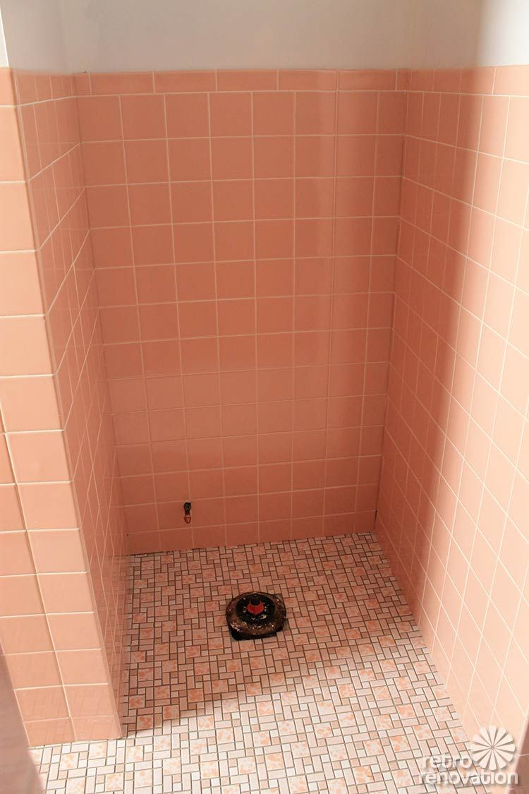 Video kate grouts her pink ceramic wall tiles grout wall tiles video kate grouts her pink ceramic wall tiles retro renovation dailygadgetfo Images