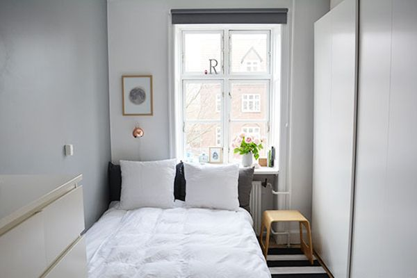 That Nordic Feeling Home. Bedroom. See more at www.qualityfurniturecenter.com