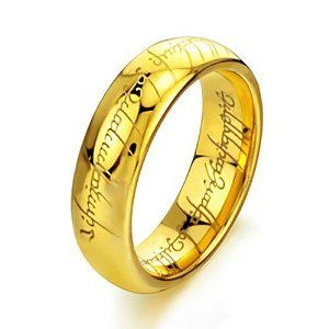 The Geekiest Engagement and Wedding Rings of Our Time Cool Stuff