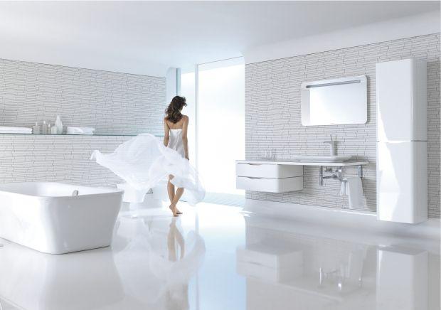 Minimalist Bathrooms: The Duravit PuraVida Bathtub