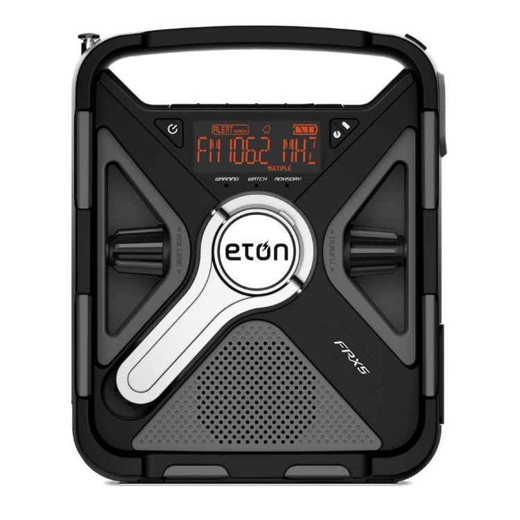 eton frx5 hand crank radio purch marketplace radios. Black Bedroom Furniture Sets. Home Design Ideas