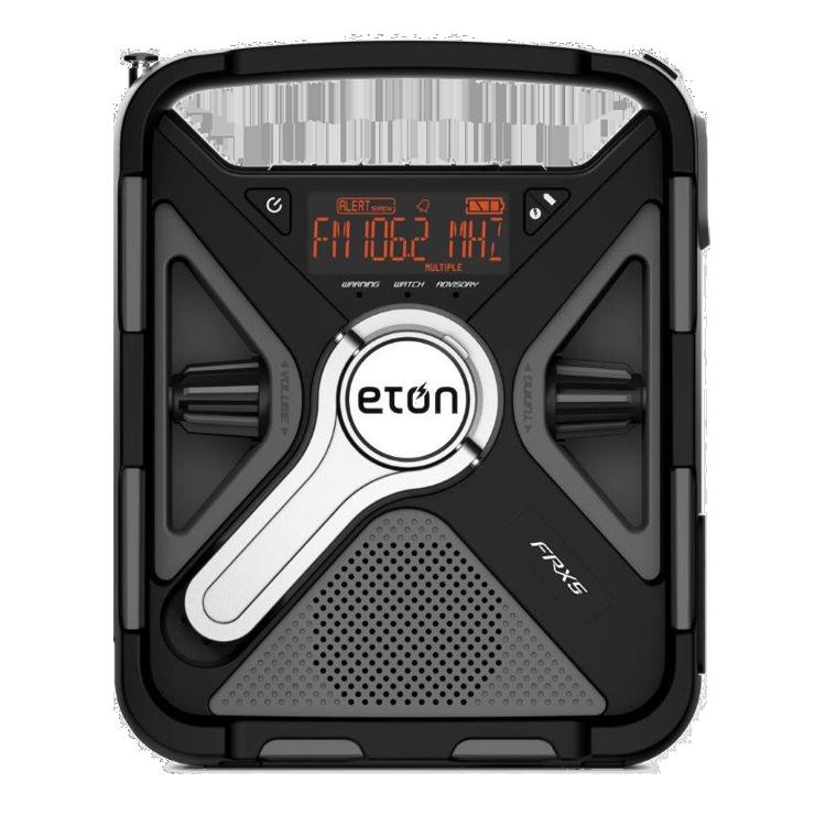 eton frx5 hand crank radio purch marketplace radios. Black Bedroom Furniture Sets. Home Design Ideas