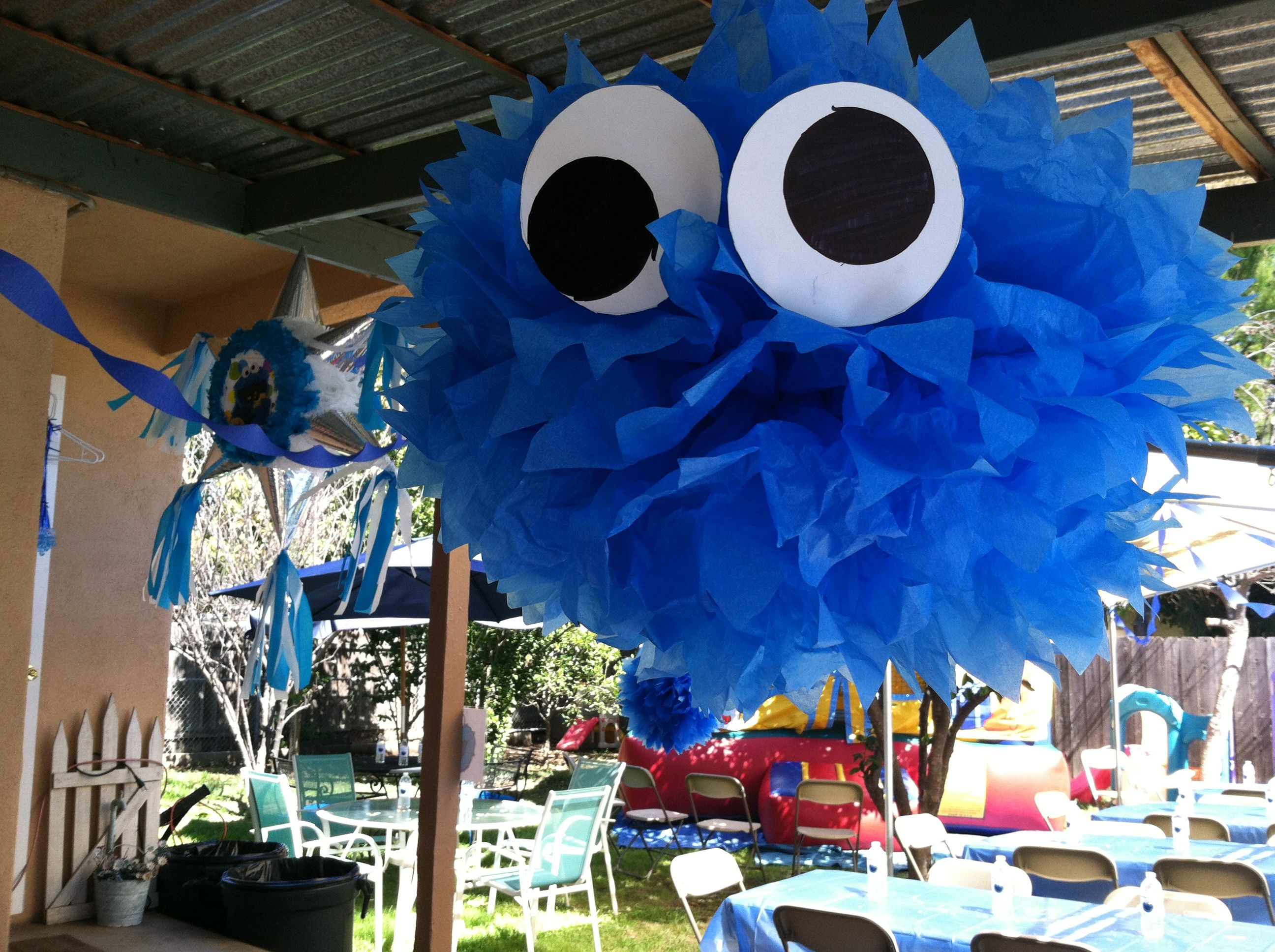 Cookie Monster Baby Shower Artsy Fartsy Pinterest Monster Baby
