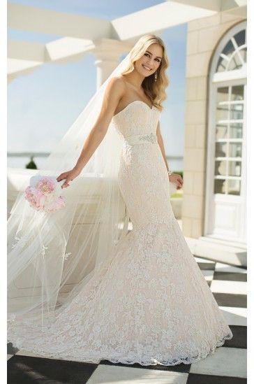 Stella York 5865 Sweetheart Mermaid Lace Wedding Dress #ShopSimple ...