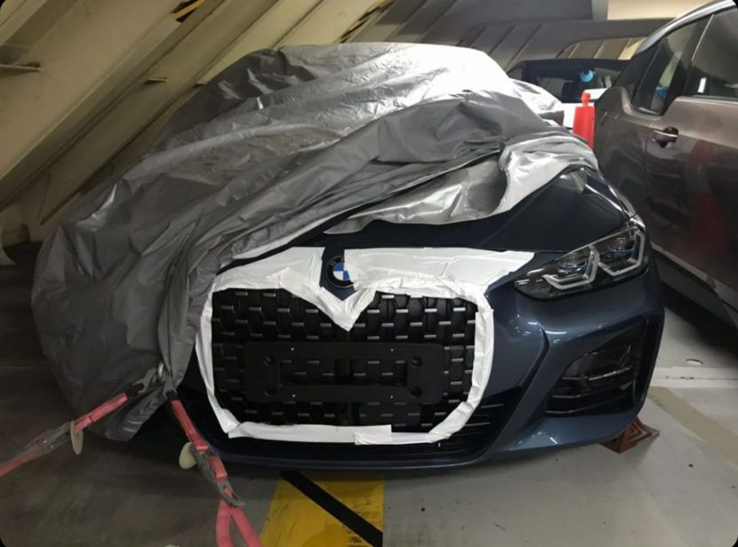 BREAKING 2021 BMW 4 Series Coupe Photos Leak Ahead of