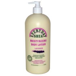Alaffia EveryDay Shea Moisturizing Body Lotion - Lavender. Best bang for your buck, all natural, long-lasting lotion! I love the vanilla scented one!
