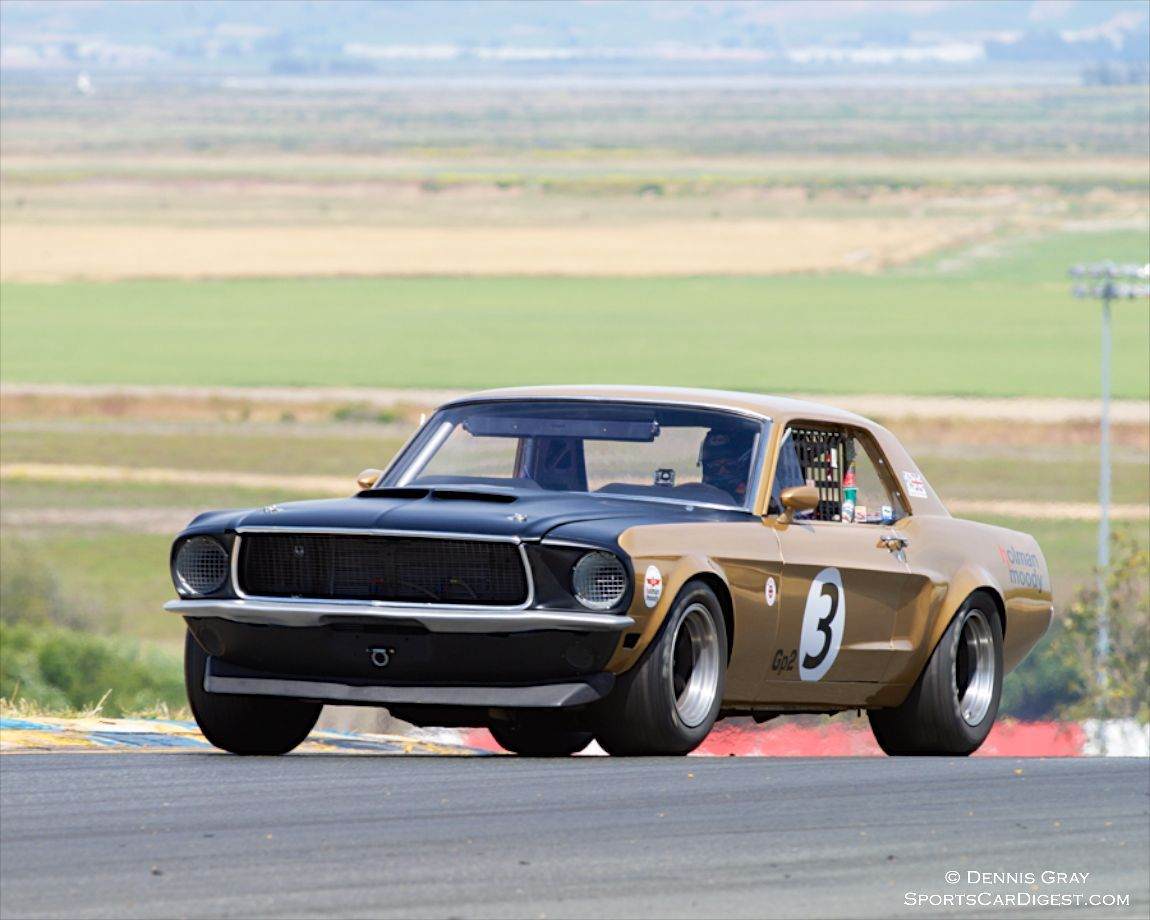Ken sutherland s 1968 ford mustang 427