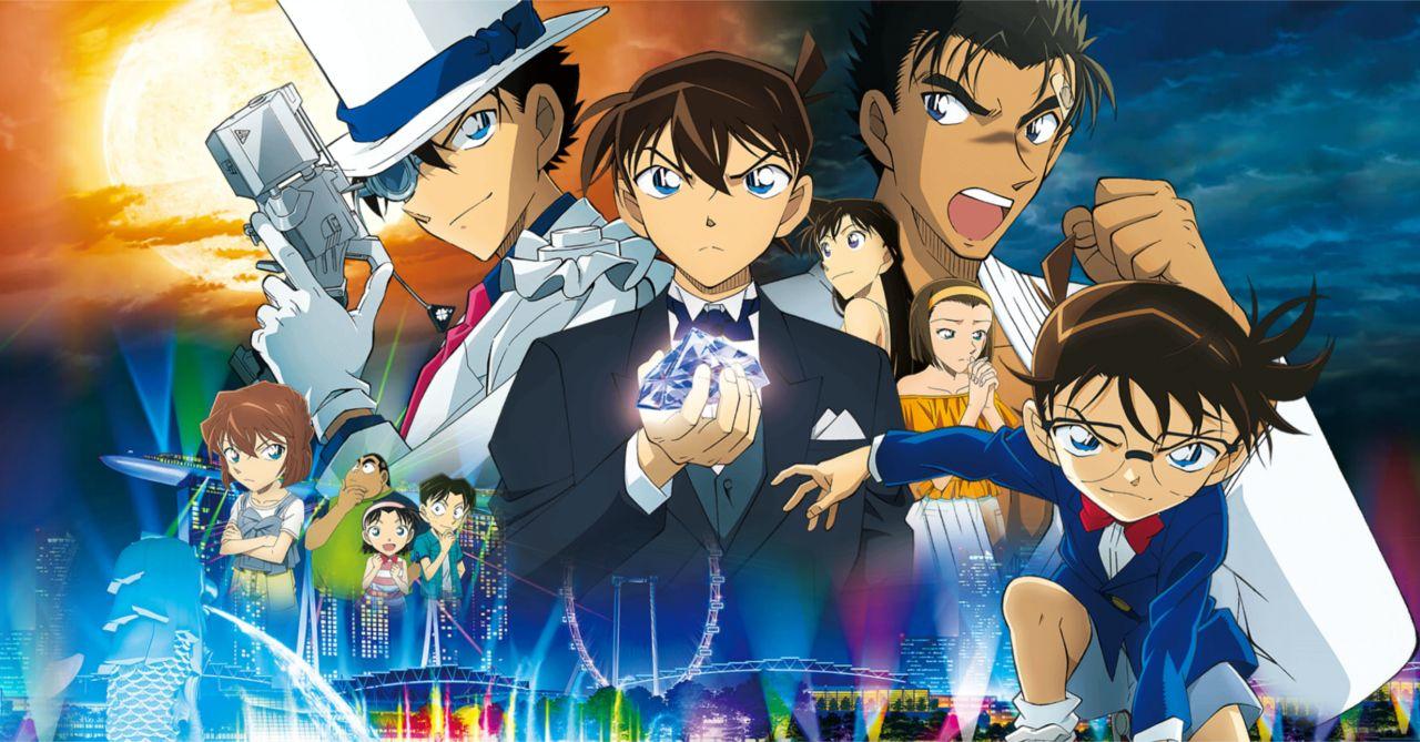 دانلود Detective Conan The Fist of Blue Sapphire