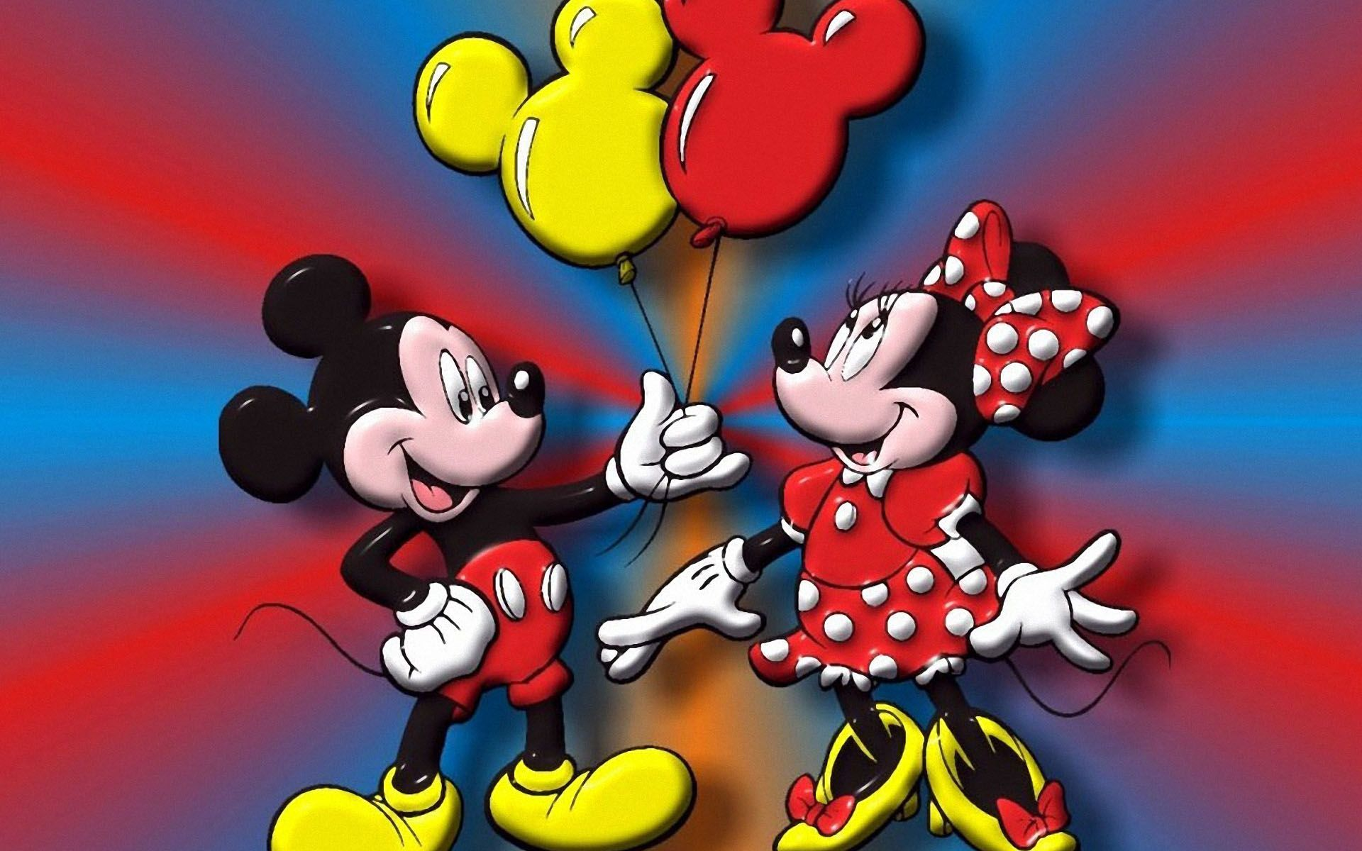 Cute Mickey And Minnie Wallpapers 1920 1200 Mickey Minnie Wallpapers