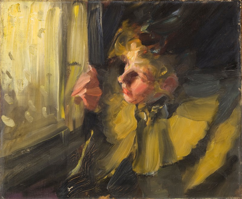 Anders Zorn At The Gardner Museum A Trio Of Firsts Zorn Art Painting