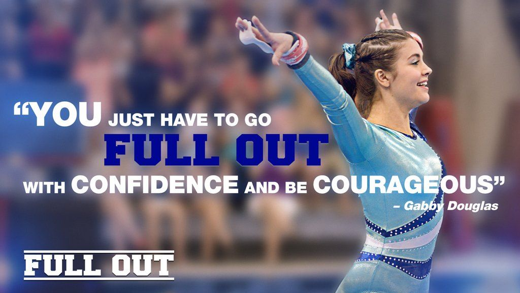 Full Out Movie On Berlin Quotes Gymnastics Quotes Ariana Berlin
