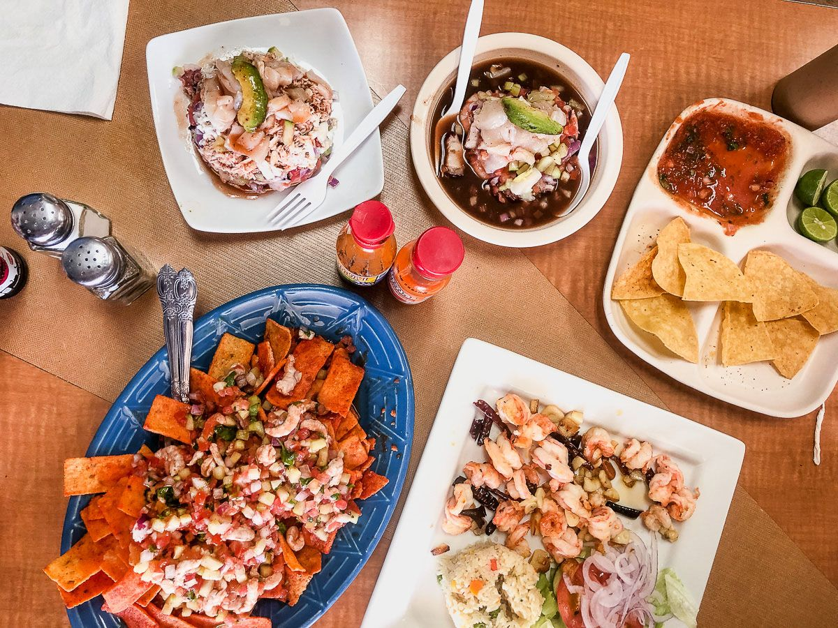 Why Tucson Is Arizona S Best Food City In 2020 Food Seafood Seafood Market