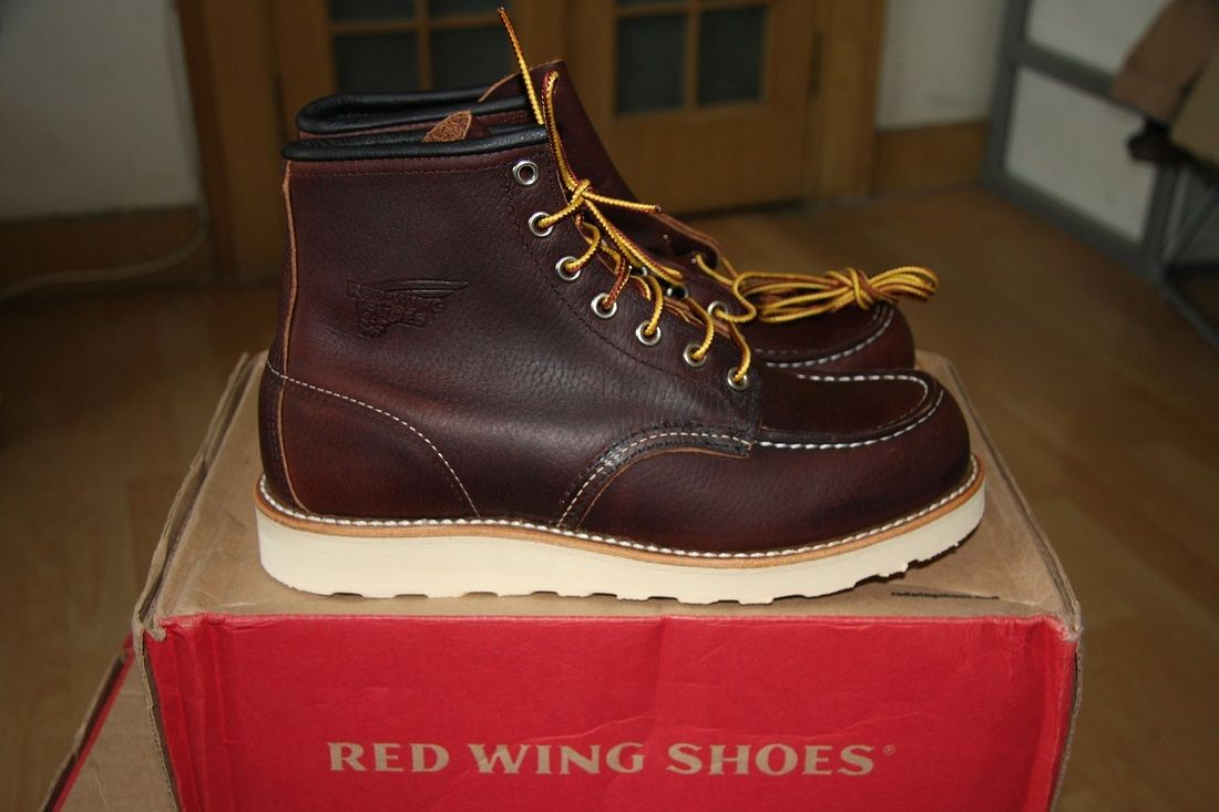 bfcd933433b Red Wing 8138 - briar oil slick leather - | My Style in 2019 ...