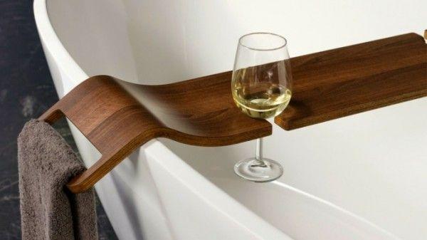 15 Bathtub Caddies For Comfortable Bathing   Bathtubs, Bathtub ideas ...