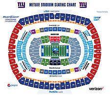 #tickets 2 Tickets New York Giants vs Dallas Cowboys 12/11/2016 & Parking Pass 8:30 PM please retweet