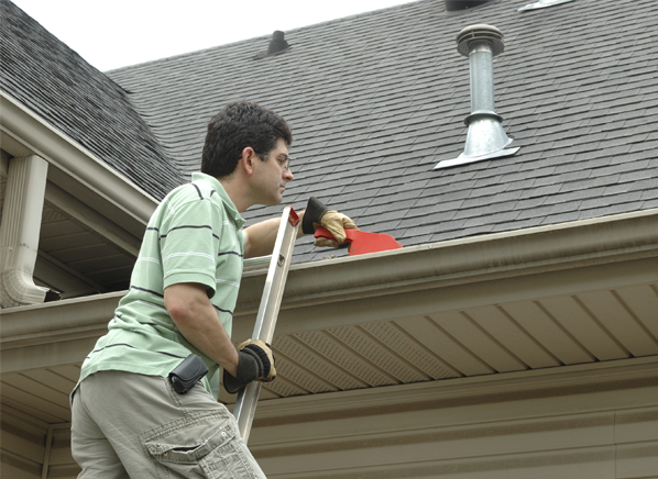 Dehumidifiers to Combat Dampness How to install gutters