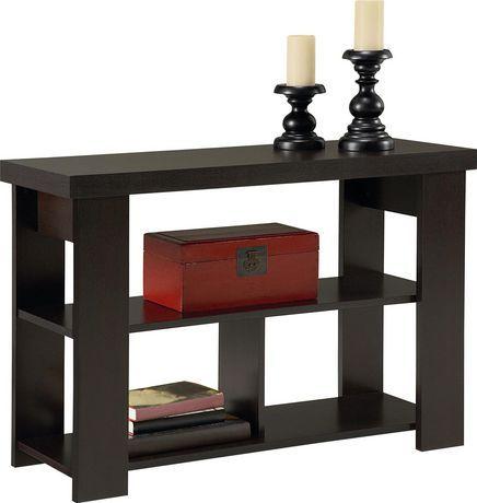 Larkin Contemporary Sofa Table Walmart Ca Decoracion Hogar Mejoras En El Hogar Decoracion De Unas