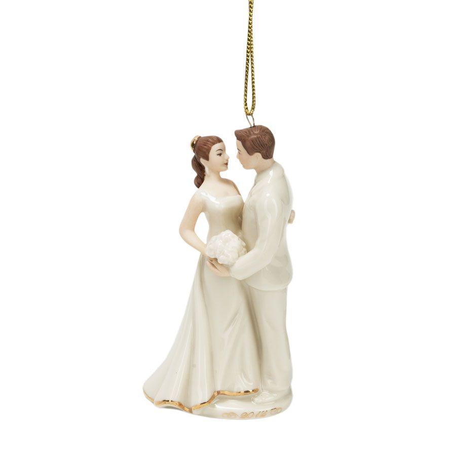 Bride And Groom Wedding Gifts: Lenox 2012 Bride And Groom Ornament #VonMaur