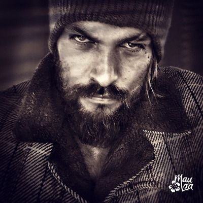 """mauloabook: """"I could not awaken / my heart to joy at the same tone; / and all I loved, I loved alone."""" #JasonMomoa #Poe"""