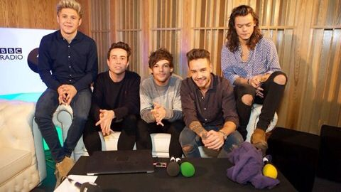 1D with Nick Grimshaw || BBC Radio 1 Live Lounge - November