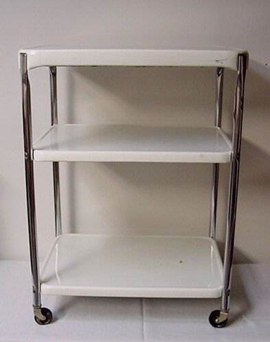 Cosco Kitchen Utility Cart. We Had One With The Toaster, Mixer, Blender,