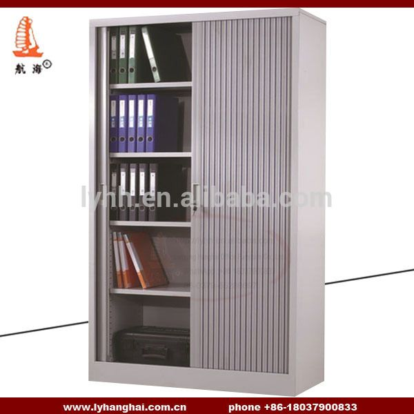 Different Size Plastic Roller Shutter For Steel Filing Cabinet Door