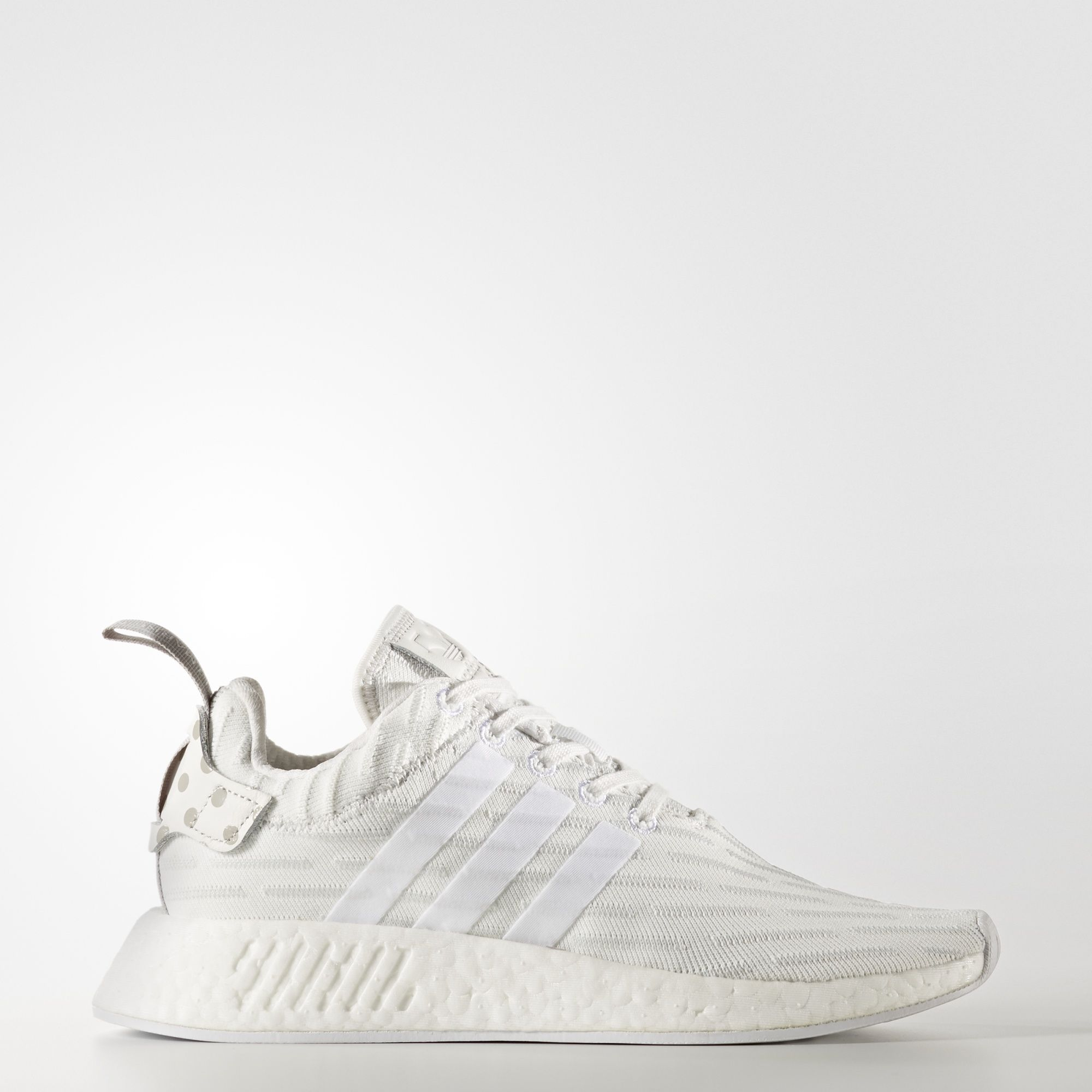 adidas NMD_R2 Primeknit Shoes - Grey | adidas US