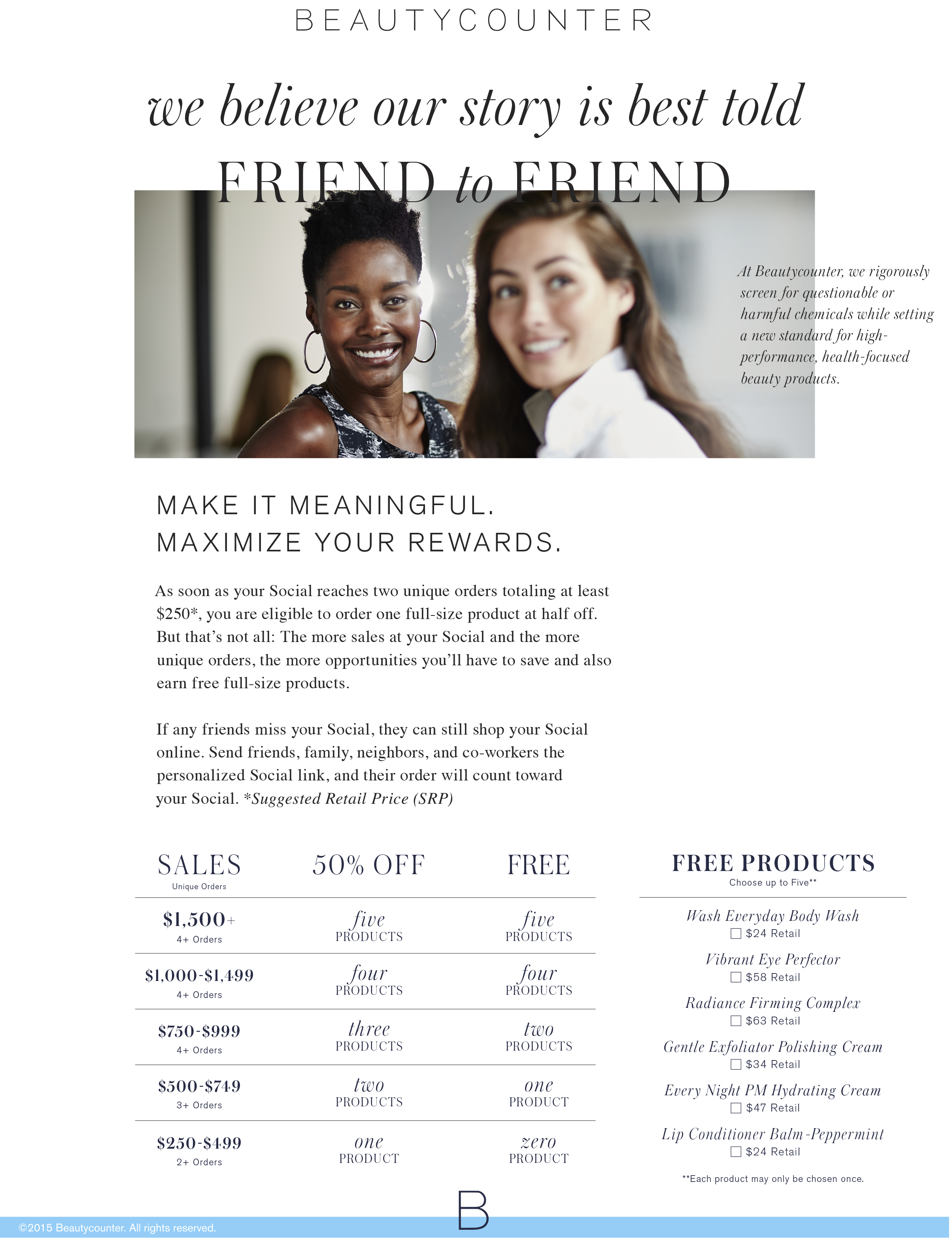 Updated Beautycounter Host Rewards Flyer Social Online Host Ad Image Perks Hostess Exclusives Charcoal Beautycounter Beautycounter Social Safe Beauty Products