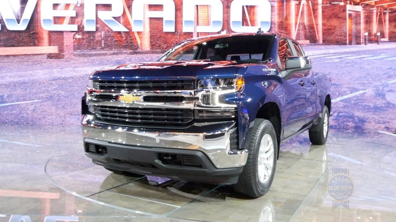 Review 2019 Chevrolet Silverado Pickup Results Briefly With