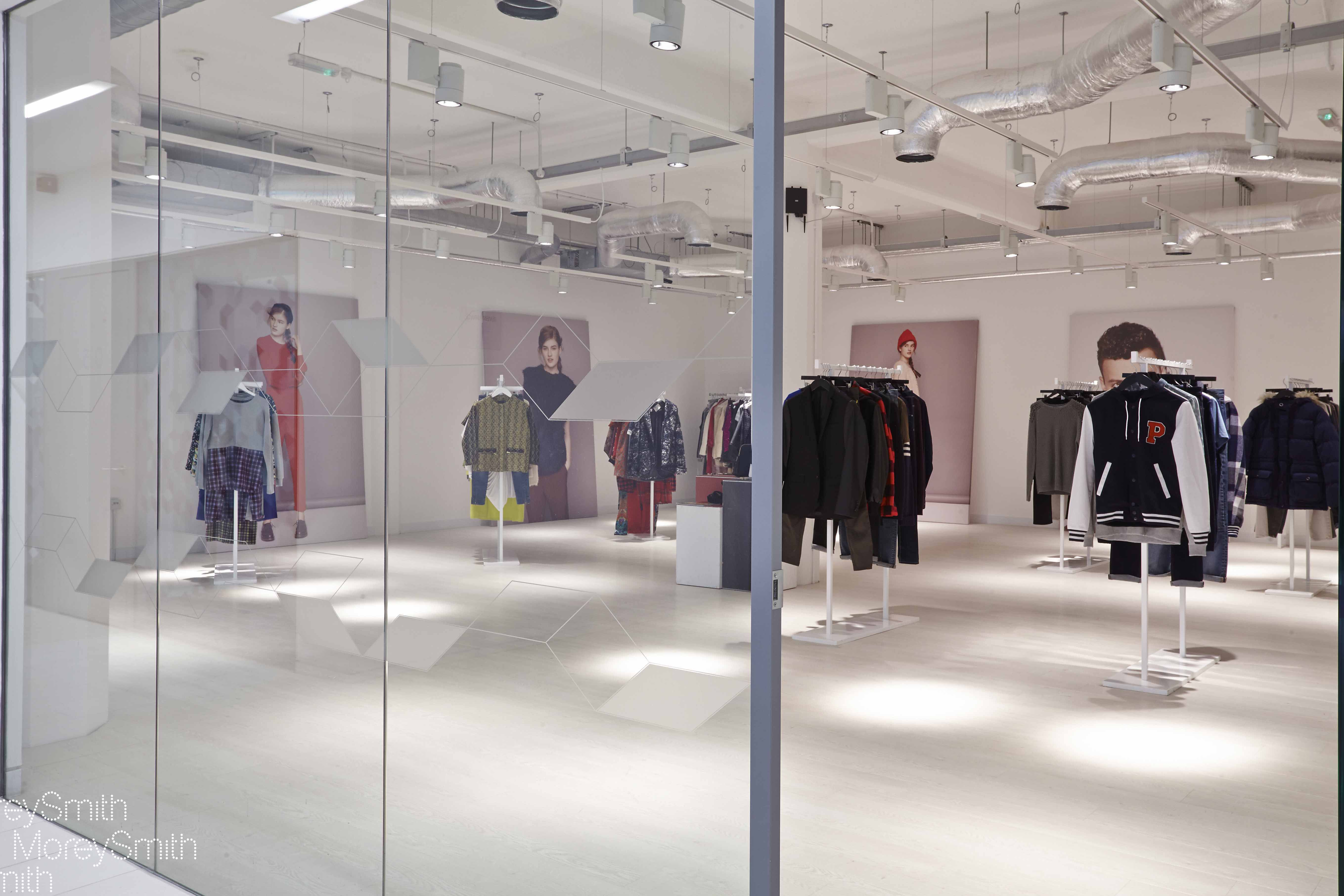 Asos Pr And Press Space Office Open Plan Flexible Work Space