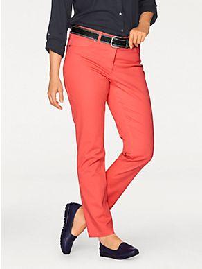 Jean femme coupe skinny amincissante, effet délavé Ashley Brooke - faites  votre shopping en ligne sur helline.fr ! 49c77a497524